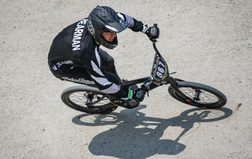 BMX World Championship title slides out from grasp of young kiwi rider
